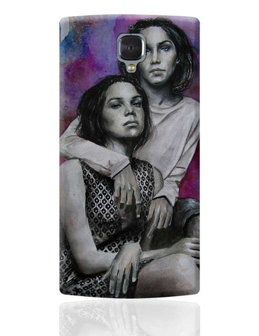 Twin Sisters (Gayle And Deveney Dweltz) OnePlus 3 Cover Online India