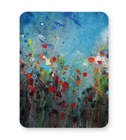 Floral Abstract Mousepad Online India