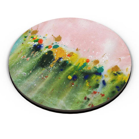 Floral Abstract Fridge Magnet Online India
