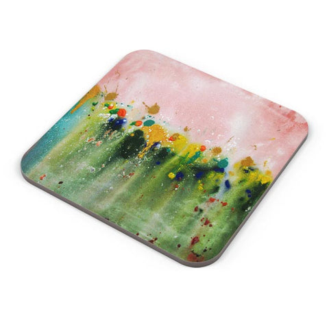 Floral Abstract Coaster Online India