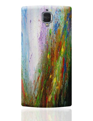 Transparent Lover of Nature OnePlus 3 Covers Cases Online India