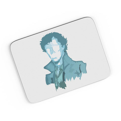 Sherlock Holmes | Benedict Cumberbatch Vector Illustration A4 Mousepad Online India