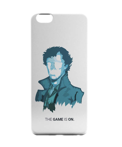 iPhone 6 Cases | Sherlock Holmes | Benedict Cumberbatch Vector Illustration iPhone 6 Case Online India