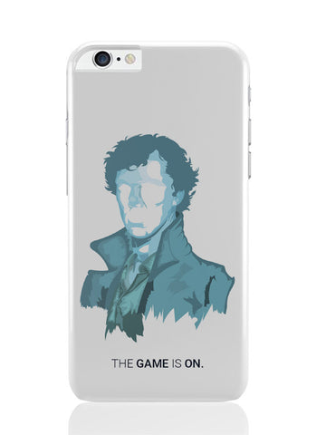 iPhone 6 Plus / 6S Plus Covers & Cases | Sherlock Holmes | Benedict Cumberbatch Vector Illustration iPhone 6 Plus / 6S Plus Covers and Cases Online India