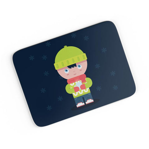 Winter Times A4 Mousepad Online India