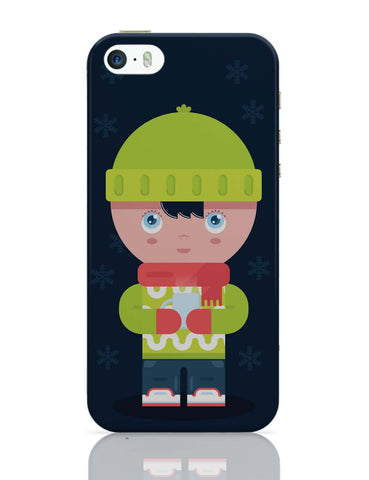 iPhone 5 / 5S Cases & Covers | Winter Times iPhone 5 / 5S Case Online India
