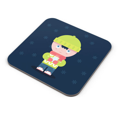 Buy Coasters Online | Winter Times Coaster Online India | PosterGuy.in