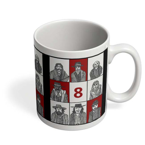 Coffee Mugs Online | Hateful 8 Poster Mug Online India
