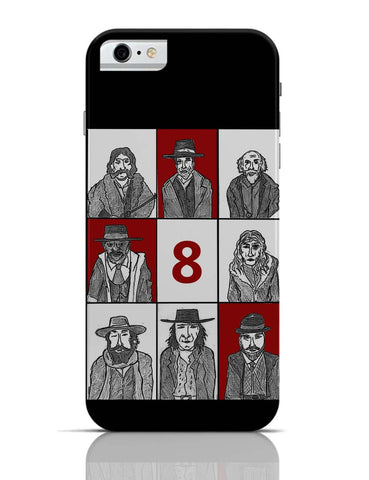 iPhone 6/6S Covers & Cases | Hateful 8 Poster iPhone 6 Case Online India