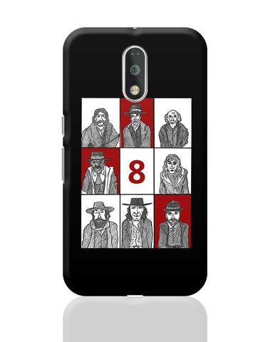 Hateful 8 Poster Moto G4 Plus Online India