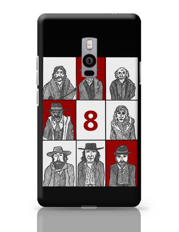 OnePlus Two Covers | Hateful 8 Poster OnePlus Two Case Cover Online India
