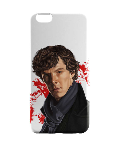 iPhone 6 Cases | Sherlock Holmes Benedict Cumberbatch Fan Art iPhone 6 Case Online India