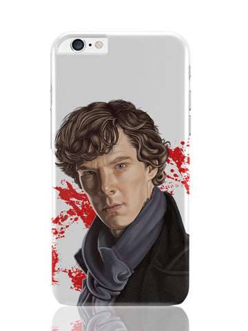 iPhone 6 Plus / 6S Plus Covers & Cases | Sherlock Holmes Benedict Cumberbatch Fan Art iPhone 6 Plus / 6S Plus Covers and Cases Online India