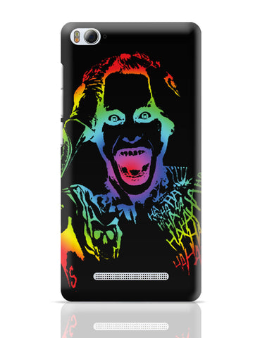 Xiaomi Mi 4i Covers | Jared Leto Suicide Squad Inspired Xiaomi Mi 4i Cover Online India