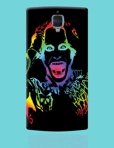 Jared Leto Suicide Squad Inspired OnePlus 3 Cover Online India