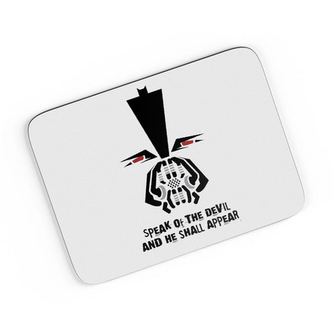 Speak Of The Devil And He Shall Appear | Bane Fan Art Inspired A4 Mousepad Online India