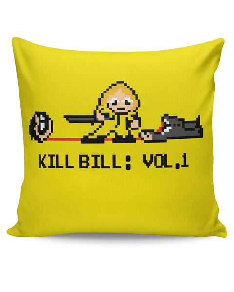 PosterGuy | Kill Bill Vol 1 Cushion Cover Online India