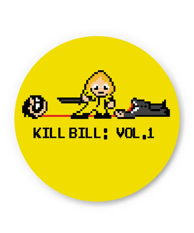 PosterGuy | Kill Bill Vol 1 Fridge Magnet Online India by The Wizart