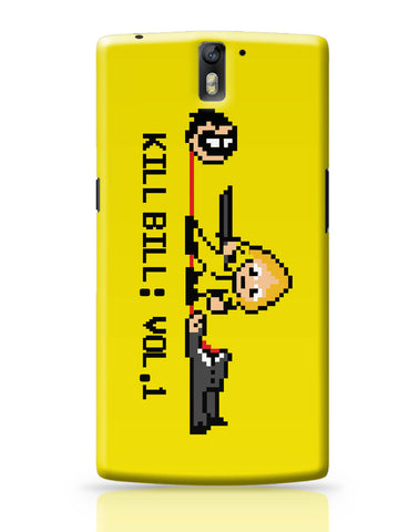 OnePlus One Covers | Kill Bill Vol 1 OnePlus One Cover Online India