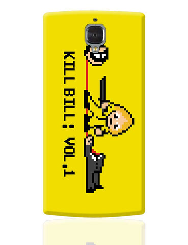 Kill Bill Vol 1  OnePlus 3 Cover Online India