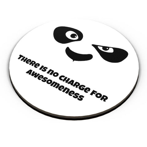 PosterGuy | There is No Charge For Awesomeness Fridge Magnet Online India by The Wizart