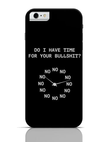 iPhone 6 Covers & Cases | No Time iPhone 6 Case Online India