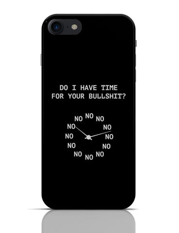 No Time iPhone 7 Covers Cases Online India