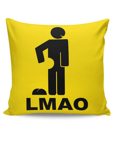 PosterGuy | LMAO Cushion Cover Online India