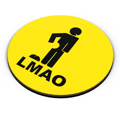 PosterGuy | LMAO Fridge Magnet Online India by The Wizart