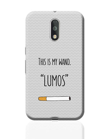 This Is My Wand Lumos Cigarette Moto G4 Plus Online India