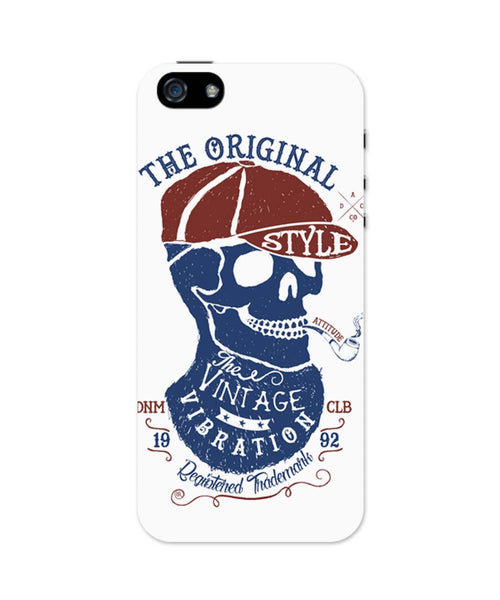 iPhone 5 / 5S Cases & Covers | Original Style Vint7Age Vibration iPhone 5 / 5S Case Online India