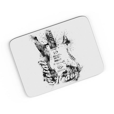 Splatter guitar A4 Mousepad Online India