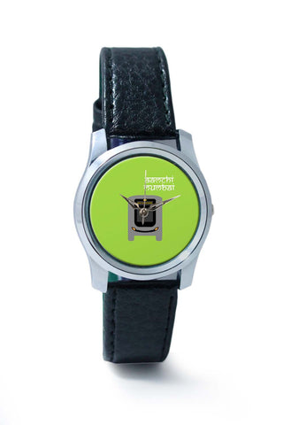 Women Wrist Watch India | Aamchi Mumbai Quirky Bus Wrist Watch Online India