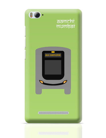 Xiaomi Mi 4i Covers | Aamchi Mumbai Quirky Bus Xiaomi Mi 4i Cover Online India