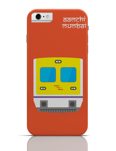 iPhone 6 Covers & Cases | Aamchi Mumbai Quirky Local Train iPhone 6 Case Online India