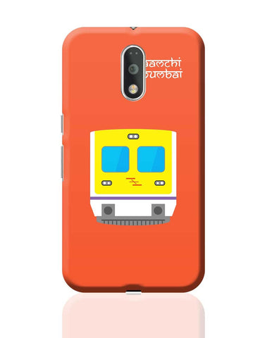 Aamchi Mumbai Quirky Local Train Moto G4 Plus Online India