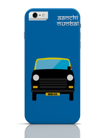 iPhone 6 Covers & Cases | Aamchi Mumbai Quirky Taxi iPhone 6 Case Online India