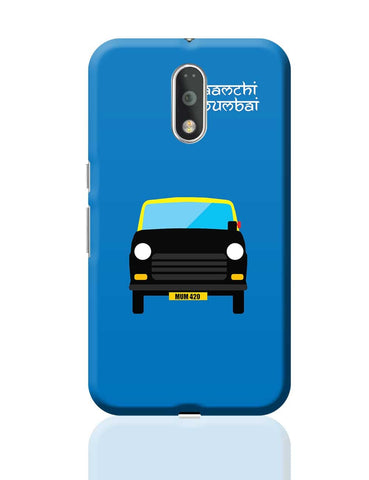 Aamchi Mumbai Quirky Taxi Moto G4 Plus Online India