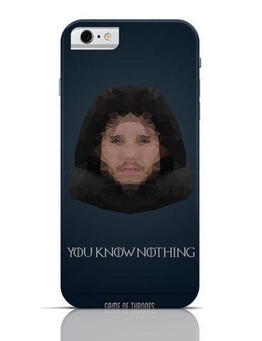 iPhone 6/6S Covers & Cases | TV Show Polygonal Portrait iPhone 6 / 6S Case Cover Online India