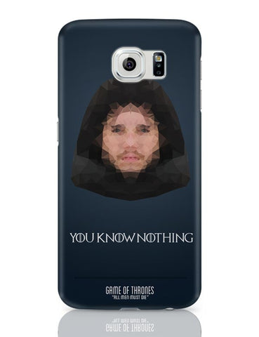 Samsung Galaxy S6 Covers | TV Show Polygonal Portrait Samsung Galaxy S6 Case Covers Online India