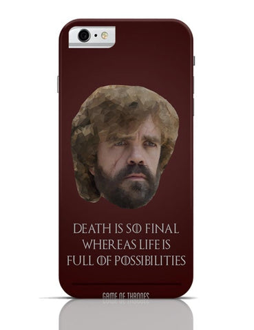 iPhone 6/6S Covers & Cases | Tyrion Polygonal Portrait iPhone 6 / 6S Case Cover Online India