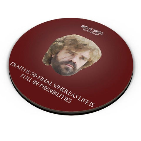 PosterGuy | Tyrion Polygonal Portrait Fridge Magnet Online India by Nishit