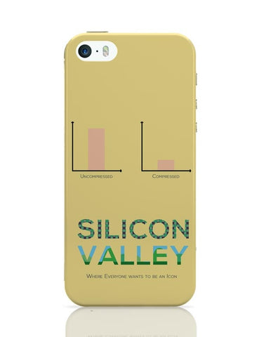 iPhone 5 / 5S Cases & Covers | Silicon Valley (TV Show) Minimal Illustration iPhone 5 / 5S Case Cover Online India