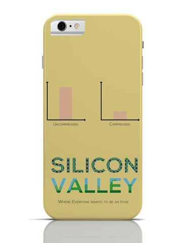 iPhone 6/6S Covers & Cases | Silicon Valley (TV Show) Minimal Illustration iPhone 6 / 6S Case Cover Online India
