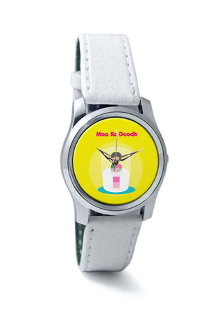 Women Wrist Watch India | Maa Ka Dhoodh Funny Wrist Watch Online India