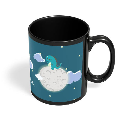 Shine Black Coffee Mug Online India