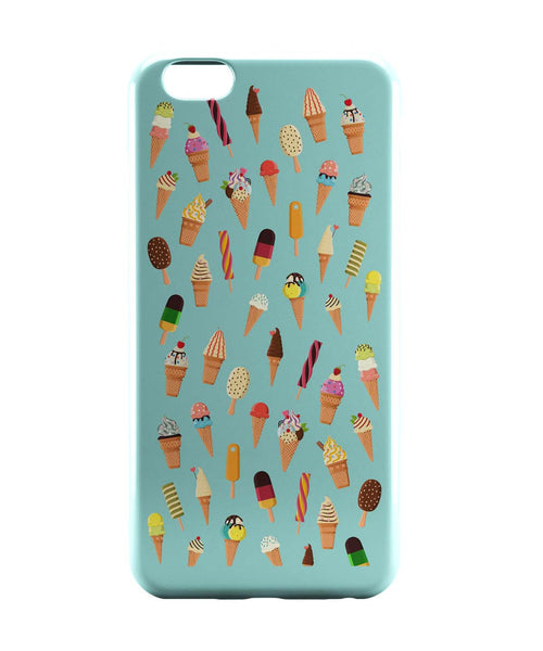 iPhone 6 Cases | Ice-cream Cone Pattern iPhone 6 Case Online India