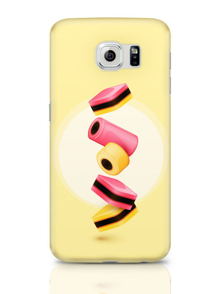 Samsung Galaxy S6 Covers & Cases | Marshmallow Quirky Pattern Samsung Galaxy S6 Covers & Cases Online India