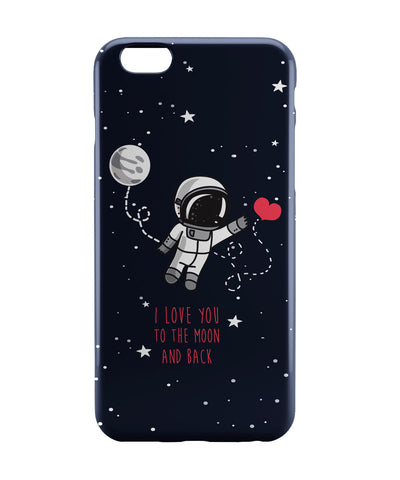 iPhone 6 Cases | I Love You To The Moon And Back iPhone 6 Case Online India