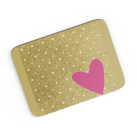 Hearts Illustration  A4 Mousepad Online India